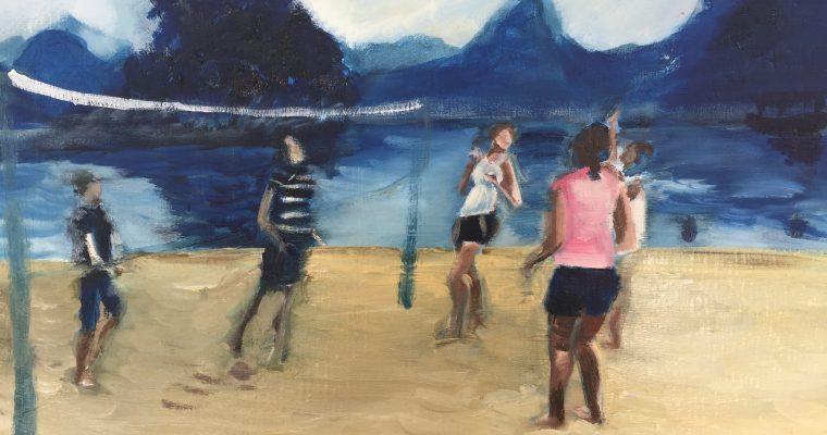 Group Exhibition 2016 Escape Dunamaise Arts Centre